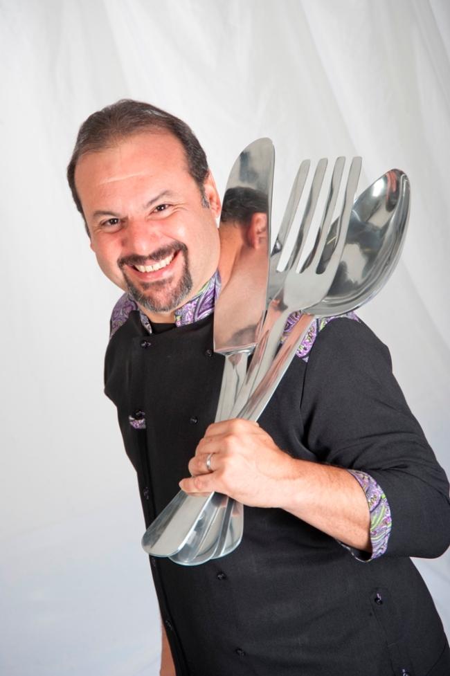 """""""Aquí tu cocinas con Leandro Díaz"""", lo nuevo de Teleantillas"""