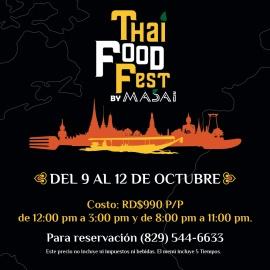 Se realizará del 9 al 12 de octubre, en el local de este conocido establecimiento, ubicado en la Calle Mustafá Kemal Ataturk, en Santo Domingo.