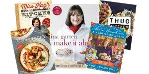 Los libros de cocina más vendidos en Estados Unidos