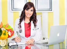 Gisselle Escaño es una de las nutricionistas más conocidas de República Dominicana.