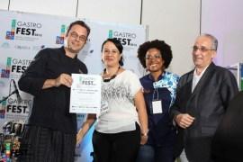 Pascal Messier, Lina Matos, Rosa Gómez y Denis Matas.